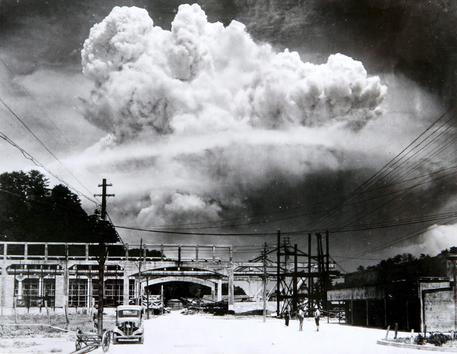 Hiroshima: 70 anni fa tragedia primo bombardamento atomico