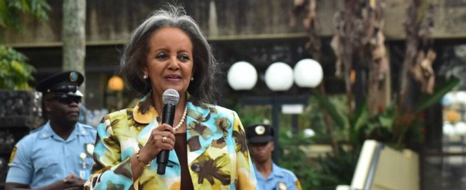 Sahle-Work Zewde: prima donna Presidente del Parlamento etiope