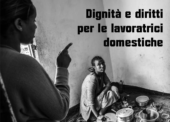 Dona una speranza alle lavoratrici domestiche etiopi